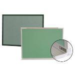 Claridge Products - Series 3 - Markerboard, Chalkboard, Tackboard