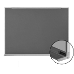 Claridge Products - Series 5 - Markerboard, Chalkboard, Tackboard