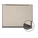 Claridge Products - Series 8 - Markerboard, Chalkboard, Tackboard