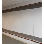Claridge Products - X2 Modular Communication System – No Reveal - Markerboard