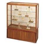 Claridge Products - 742 FREESTANDING DISPLAY CASE