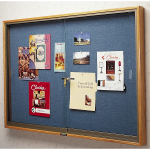 Claridge Products - BULLETIN BOARD & DIRECTORY CABINETS