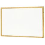 "Claridge Products - MLC ECONOMY SERIES – 1"" FACE TRIM Melamine Surface Markerboard"