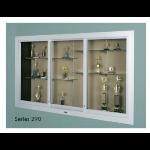Claridge Products - Build-390 Large Door Recessed Display Case