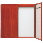 Claridge Products - Contemporary Style Lecture Cabinet - BUILD Series