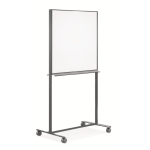 Claridge Products - X2 Partial Height Mobile