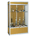 Claridge Products - 737 Universal Series Display Case