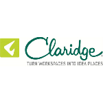 Claridge Products - Glass Door Cabinets - VF Felt or Vinyl Directory Panels