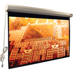 Vutec Corporation - Eleganté Motorized - Plug & View Motorized Screen