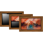 Vutec Corporation - ArtScreen™ Studio Series™ - For Flat Planel TV
