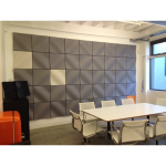 Sound Acoustical, LLC - Acousti-Tile 3D Swell Acoustical Tile