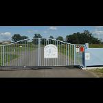 AutoGate, Inc. - Congress 600 Vertical Pivot Gate