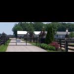 AutoGate, Inc. - Cornhusker 100 Vertical Pivot Gate