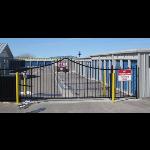 AutoGate, Inc. - Prestigious 800 Vertical Pivot Gate
