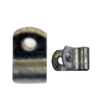 Wiremaid Products Corp. - Nylon Or Steel Surface Mount Hinge Clip
