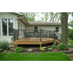 Cedar Creek LLC - XGUARD Brown Pressure Treated Decking