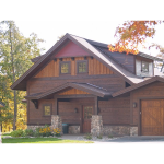Cedar Creek LLC - Trapper's Lodge Timber Siding and Trim - Cozy Cottage