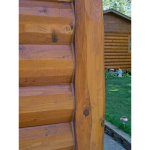 Cedar Creek LLC - Log Corners and Trim