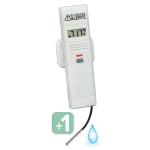 La Crosse Technology Ltd - Reptile Guardian Add-On Temp/Humidity Sensor with Wet Probe for La Crosse Alerts Mobile