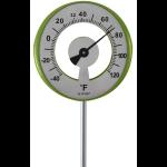La Crosse Technology Ltd - 101-1523 Lollipop Garden Thermometer - Green