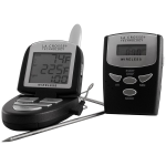 La Crosse Technology Ltd - 922-818 Wireless Kitchen Thermometer and Timer