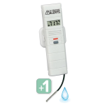 La Crosse Technology - Reptile Guardian Add-On Temp/Humidity Sensor with Wet Probe for La Crosse Alerts Mobile