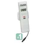 La Crosse Technology - Add-On Temp/Humidity Sensor with Dry Temp Probe for La Crosse Alerts Mobile System