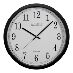 La Crosse Technology - WT-3143A 14 inch Atomic Wall Clock