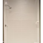 International Marble Industries, Inc. - Vintage Tub and Shower Surround Panel