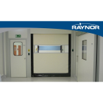 Raynor Garage Doors - RapidCoil RC200 Gravity Operated, High Speed Fabric Doors