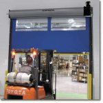 Raynor Garage Doors - FabriCoil BASIC Traffic Door