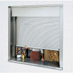 Raynor Garage Doors - DuraShutter™ SELECT Commercial Rolling Counter Shutter
