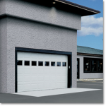 Raynor Garage Doors - StyleForm OPTIMA Commercial Insulated Steel Garage Door