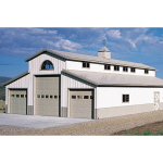 Raynor Garage Doors - Aspen AP138C Commercial Insulated Steel Garage Door
