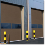 Raynor Garage Doors - TC200 Insulated Steel Sectional Door