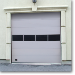Raynor Garage Doors - ThermaSeal TM175 Insulated Steel Sectional Door