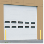 Raynor Garage Doors - ThermaSeal TM220 Insulated Steel Sectional Door