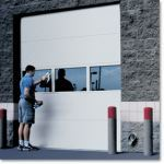 Raynor Garage Doors - SteelForm™ S16 Commercial Sectional Pan Garage Door
