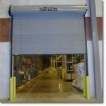 Raynor Garage Doors - FireCoil Fire-Rated Rolling Door