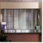 Raynor Garage Doors - FireCurtain™ SELECT Commercial Fire-Rated Rolling Counter Shutters