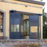 Raynor Garage Doors - Slidetite™ 2.0 Series 158 Four-Fold Door