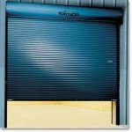 Raynor Garage Doors - DuraCoil™ OPTIMA Rolling Service Door