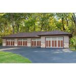 Raynor Garage Doors - RockCreeke™ Carriage House Residential Garage Door