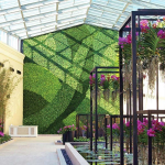 GSky Plant Systems, Inc. - Versa Wall® Interior/Exterior Living Green Wall