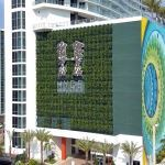 GSky Plant Systems, Inc. - Basic Wall® Exterior Living Green Wall