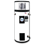 Hubbell Water Heaters - Model PBX Heat Pump Water Heater (HPWH)