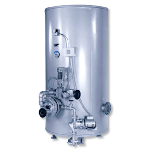 Hubbell Water Heaters - Model BW ASME Packaged Indirect Fired Water Heater