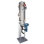 Hubbell Water Heaters - Model BWX Semi-Instantaneous Indirect Fired Water Heater