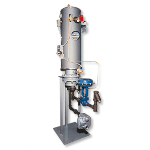 Hubbell Water Heaters - Model STX Packaged Semi-Instantaneous Steam Fired Water Heater