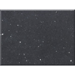 Vicostone® Quartz Surfaces - Sparkling Black - BC1000 Quartz Surfacing